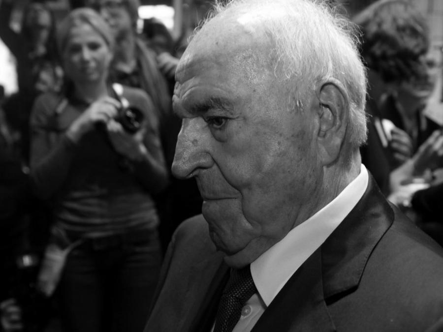 Schriftsteller Martin Walser verneigt sich vor Kohls Lebenswerk