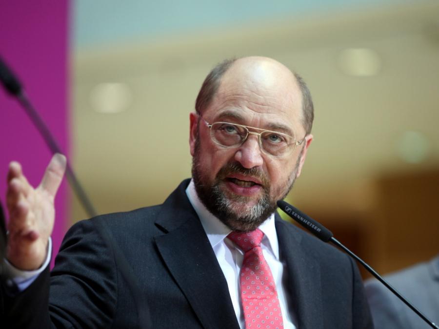 Schulz: Merkel treibt Weiterentwicklung Europas nicht voran