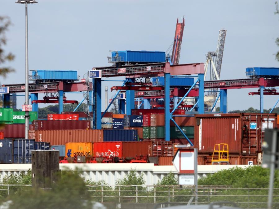 China bleibt wichtigstes Importland