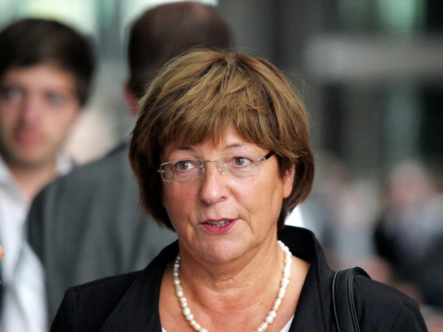 Ex-Gesundheitsministerin Schmidt für Gespräche mit Union