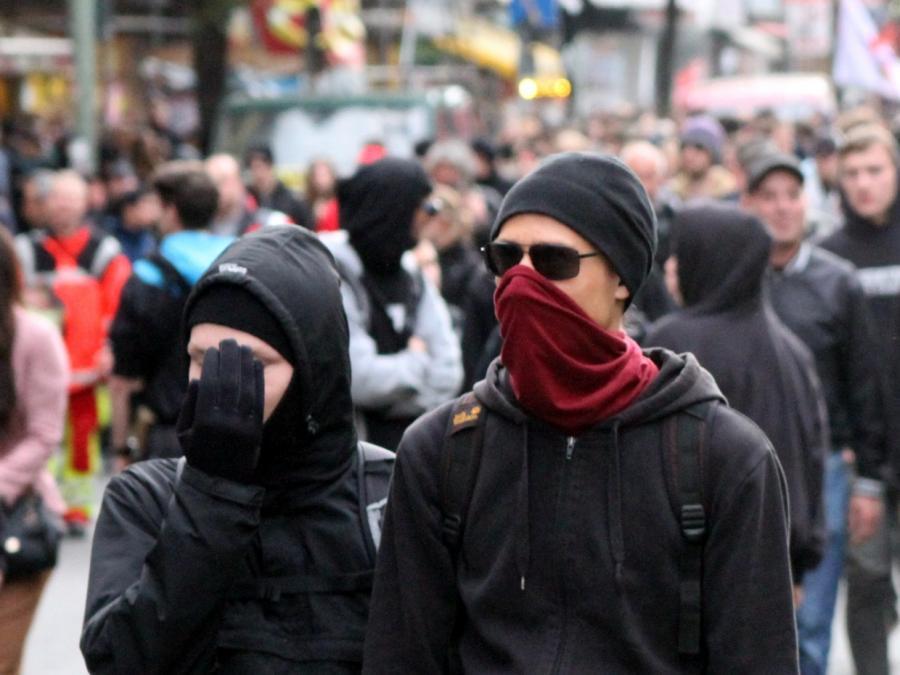 BKA-Lagebericht: Zunehmende Gewalt von Linksextremisten