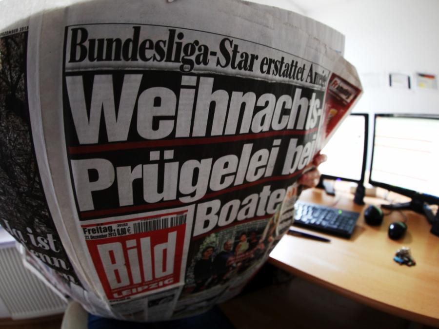 Kelber bedauert Vorwürfe gegen Springer-Zeitungen