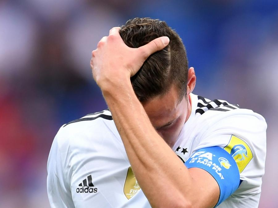 Confed Cup: Deutschland und Chile trennen sich 1:1