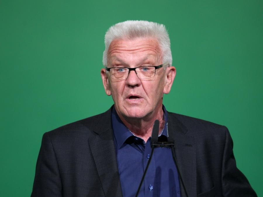 Kretschmann will Digitalpakt ohne Grundgesetzänderung retten