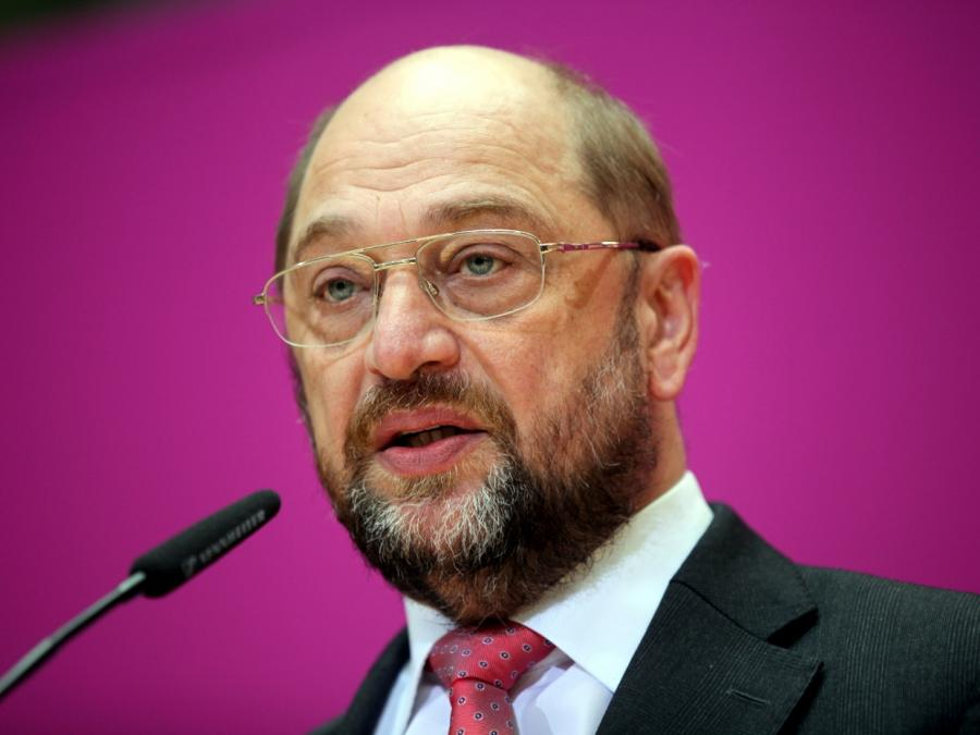 Schulz sieht gewisse Verunsicherung über Kurs der SPD