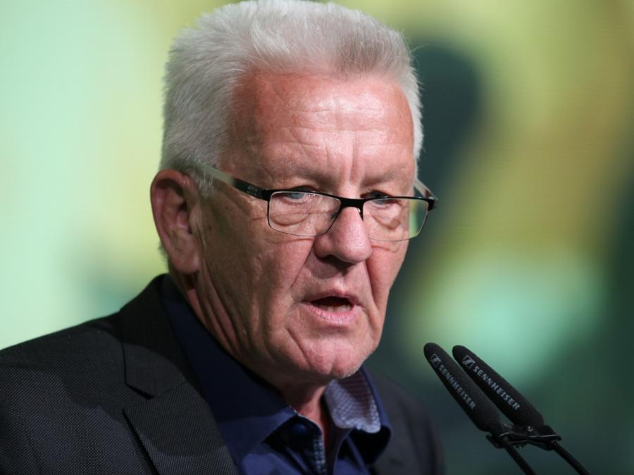 Baden-Württembergs Ministerpräsident gegen Unionskompromiss