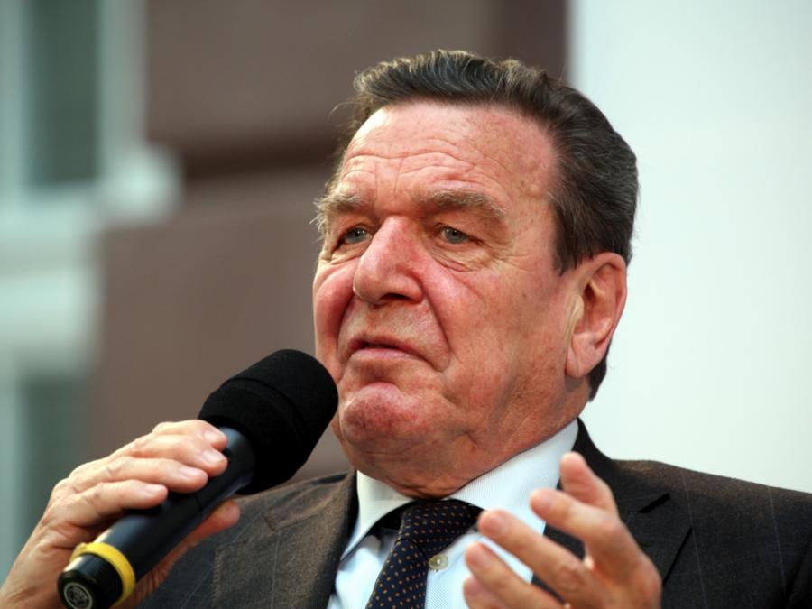 Altkanzler Schröder hält Neuwahlen 2019 für möglich