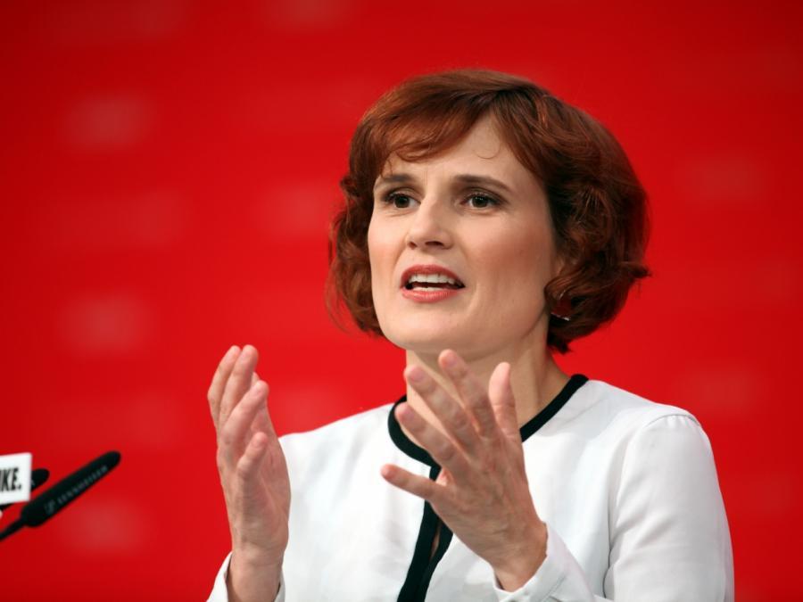 Fall Maaßen: Linken-Chefin Kipping lobt SPD
