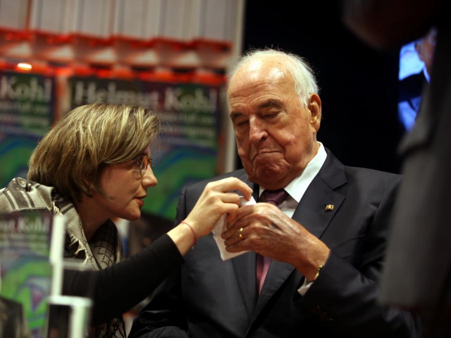 Brandt-Witwe kritisiert Kohl-Witwe