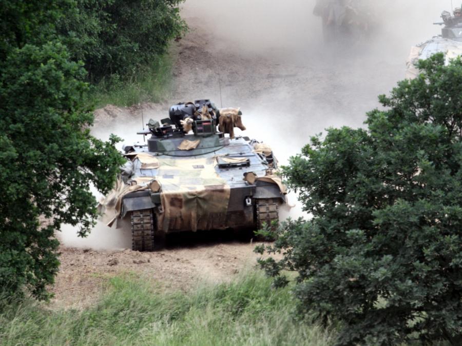 Grüne: Deutschland verstößt beim Waffenexport gegen eigene Grundsätze