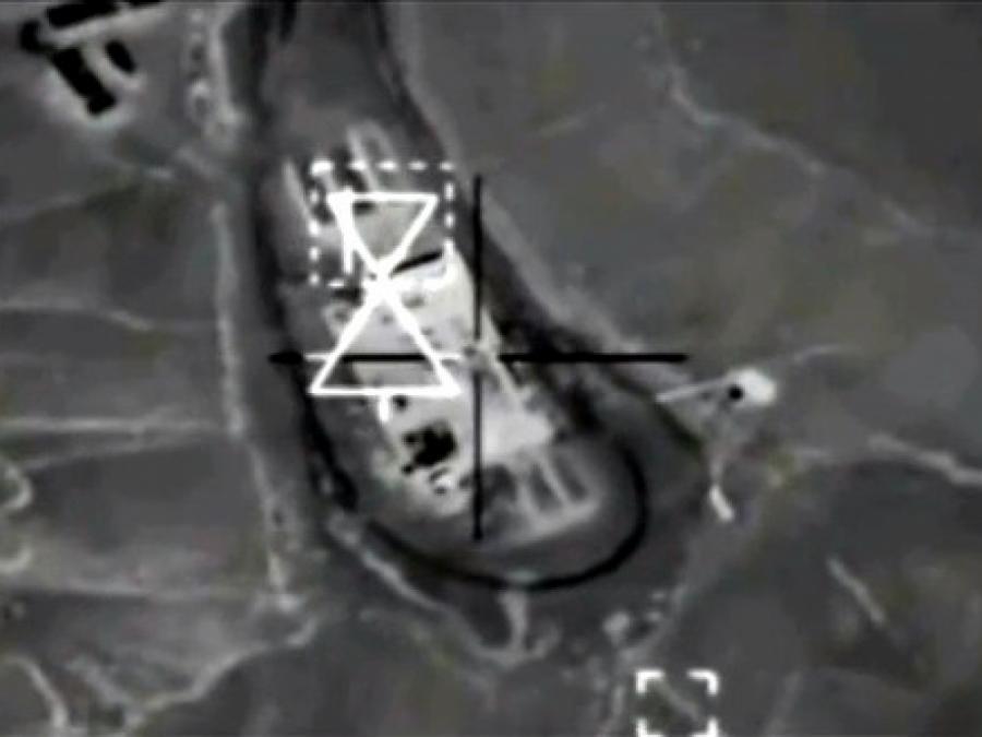 Neue Rebellengruppe bekennt sich zu Drohnen-Angriffen in Syrien