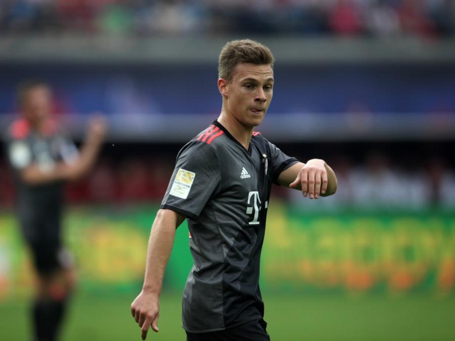1. Bundesliga: FC Bayern schlägt BVB dank Kimmich