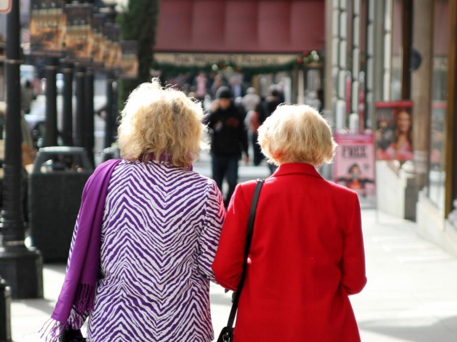 Altersrenten seit 2007 um 22 Prozent gestiegen