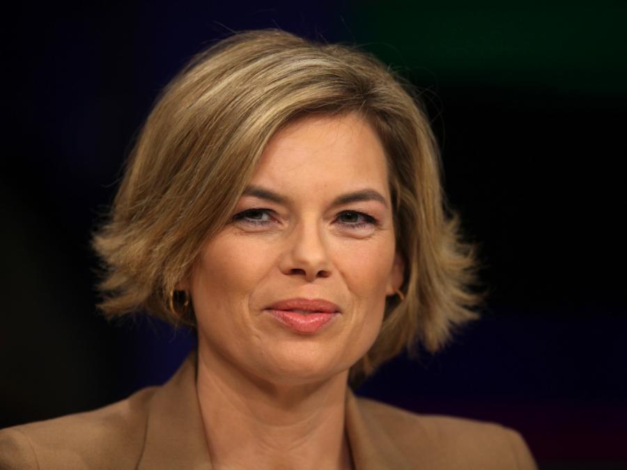 CDU-Vize Klöckner glaubt an erfolgreiche Jamaika-Verhandlungen