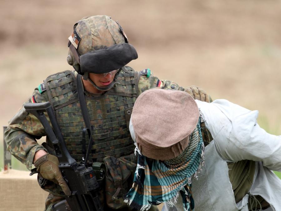 Afghanistan: Ex-Bundeswehrangestellte wollen nach Deutschland