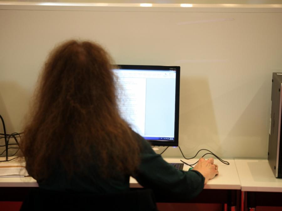 Registrierte Computerkriminalität steigt leicht an