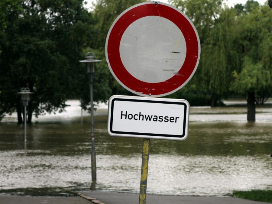 Dauerregen in Süddeutschland - Hochwassergefahr steigt