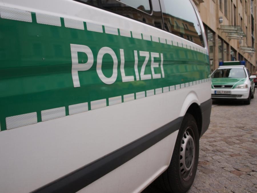 Polizei setzte in Ellwangen Praktikanten ein