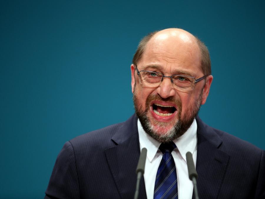 Bericht: Schulz drohte Mittwochmorgen mit Abbruch