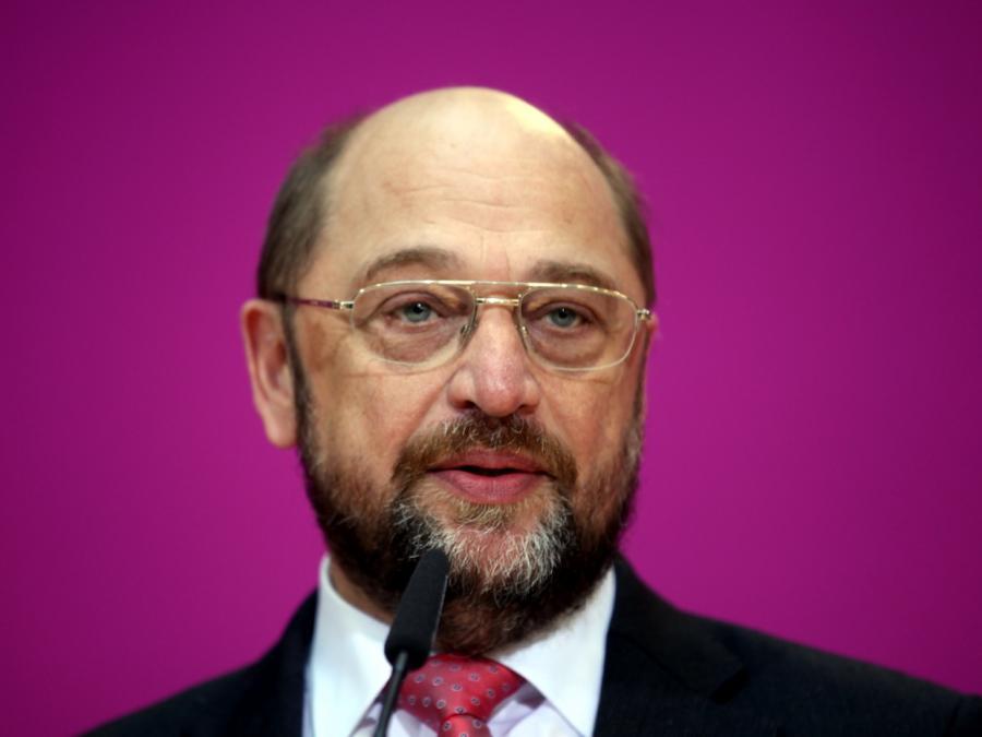 SPD-Kanzlerkandidat Schulz glaubt noch an Wahlsieg