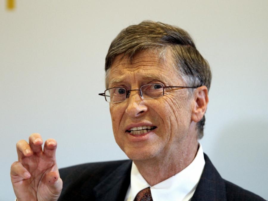 Bill Gates warnt vor nächster Pandemie