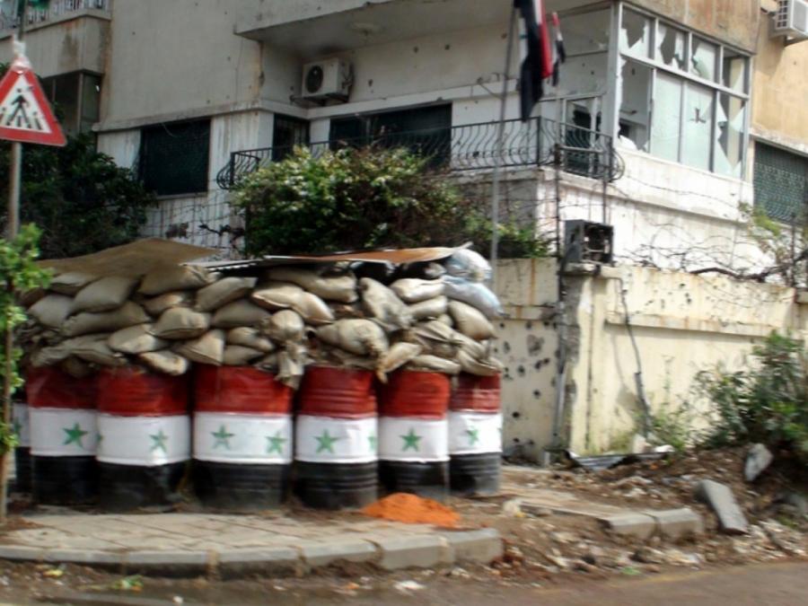 Viele Tote und Verletze bei Autobombenanschlägen in Damaskus