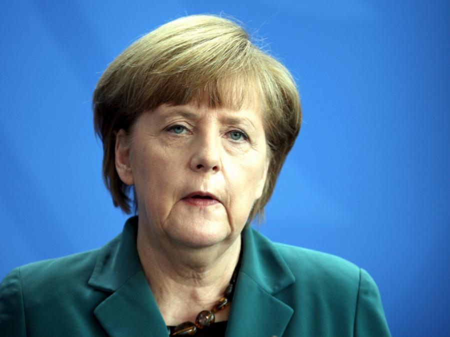 Merkel bestürzt über Busunglück in Bayern