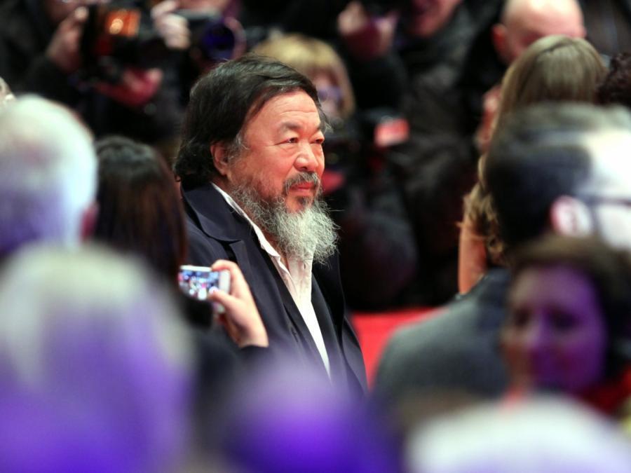 Ai Weiwei attackiert VW-Konzern und Berlinale