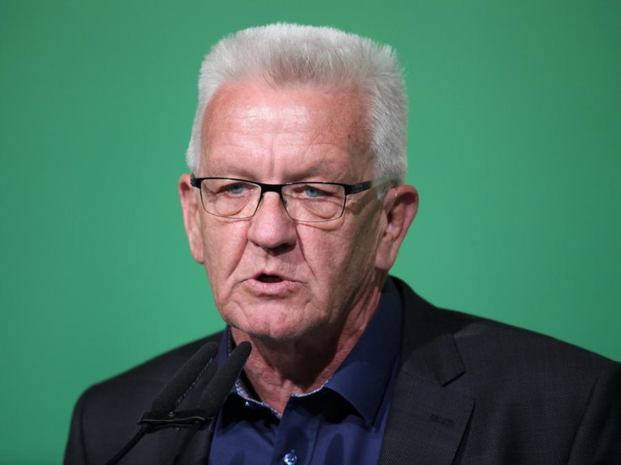 Kretschmann und Günther bekräftigen Nein zur Grundgesetzänderung