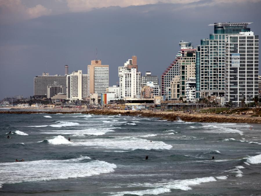 Deutsche Steuerfahnder erstmals in Israel
