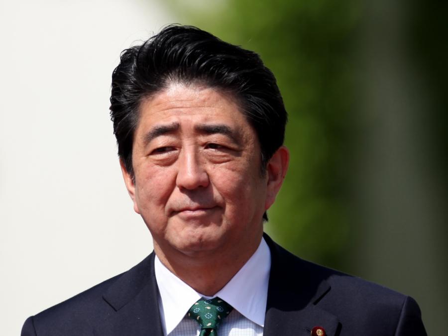 Japans Premier hofft auf Einhaltung von Pariser Klimaabkommen