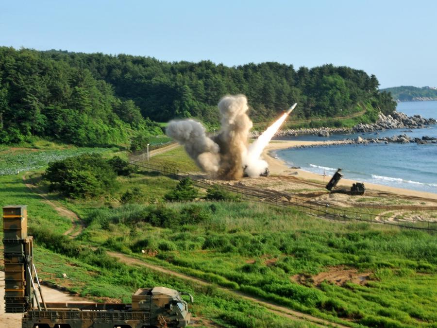 Lage in Korea spitzt sich zu