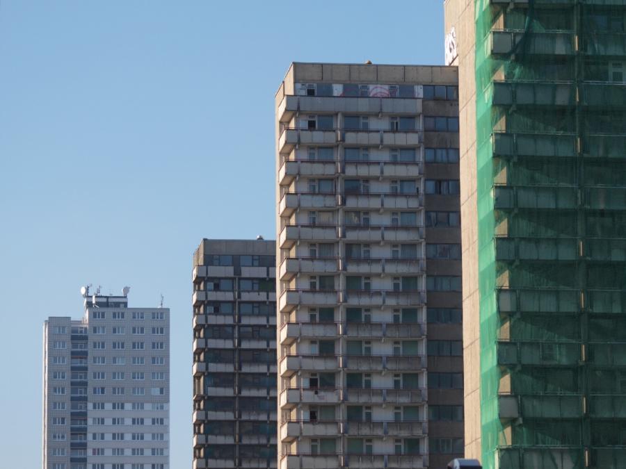 Wohnungsbestand seit 2000 um 7,5 Prozent gestiegen