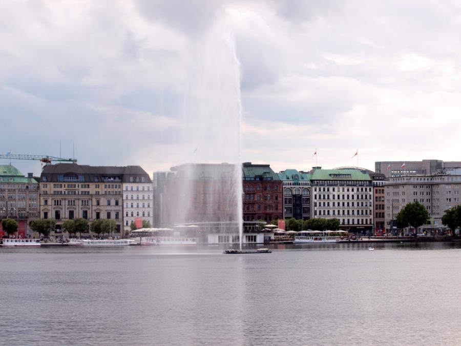 Grüne kritisieren Wahl Hamburgs als Ort des G20-Gipfels