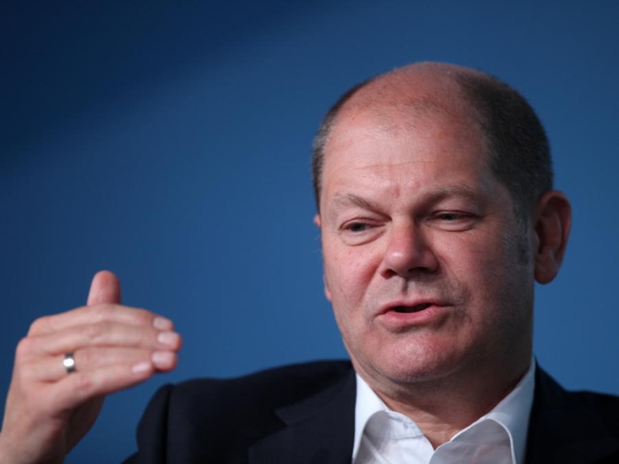 Scholz will Kapitalverlust der EIB ausgleichen