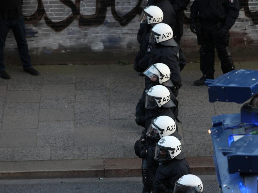 G20: Freitag startet mit neuen Protesten und Ausschreitungen