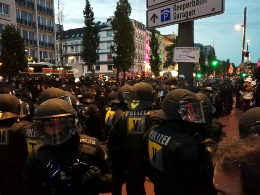 Protestforscher für unabhängige Aufarbeitung des G20-Gipfels