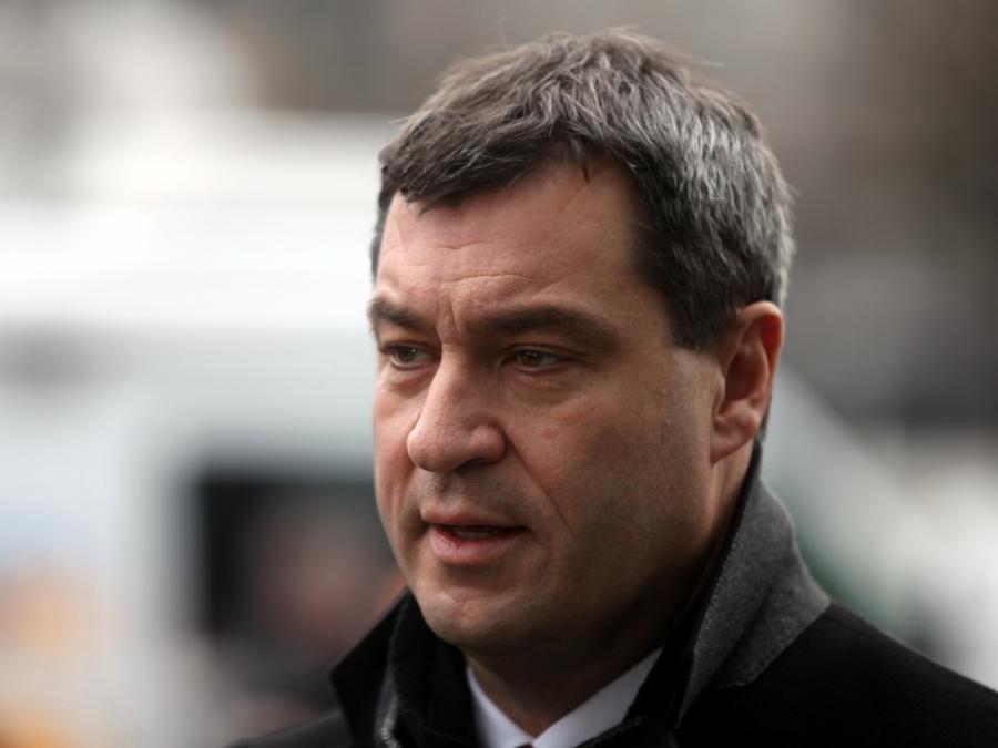 BR: Seehofer gibt wohl Ministerpräsidentenamt an Söder ab