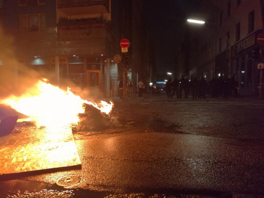 SPD-Außenpolitiker Annen verurteilt Ausschreitungen beim G20-Gipfel