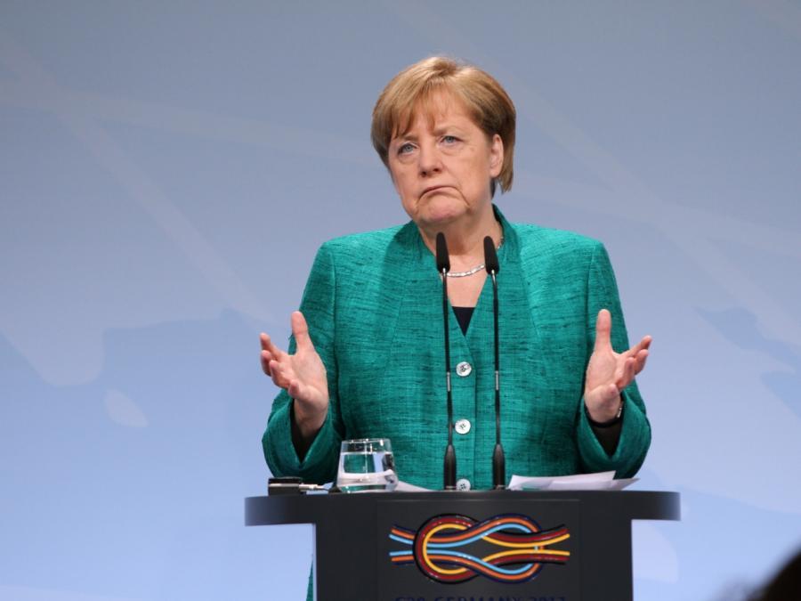 G20-Gipfel: Merkel zufrieden mit Kompromiss beim Thema Handel