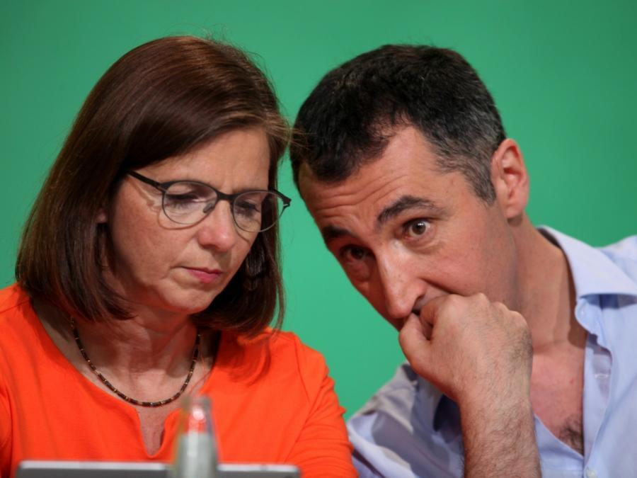 Özdemir bekräftigt Rückzug von Grünen-Parteispitze