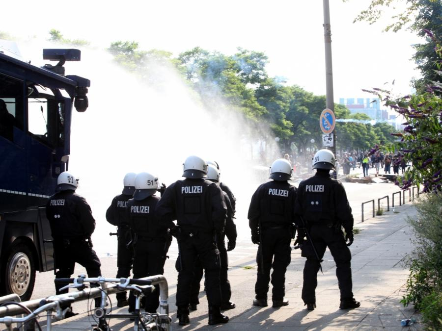 Polizeiexperte kritisiert verdeckte Ermittler bei G20-Gipfel