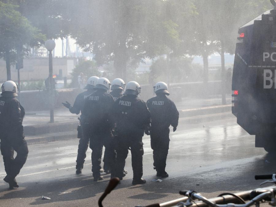 Bund Deutscher Kriminalbeamter: G20-Sicherheitsstrategie ist gescheitert