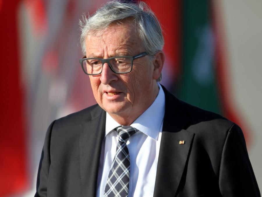 Italiener brachten Juncker das Küssen bei