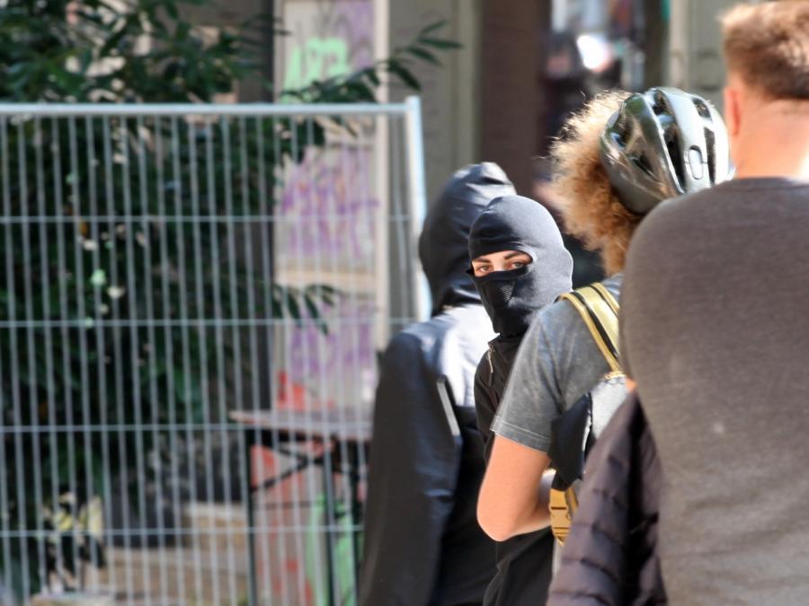 Kriminalbeamte: G20-Gipfel Zäsur im Umgang mit Linksextremismus