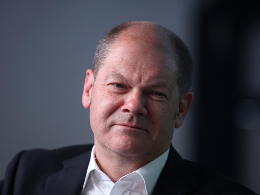 Bericht: Scholz bewirbt sich mit Klara Geywitz um SPD-Vorsitz