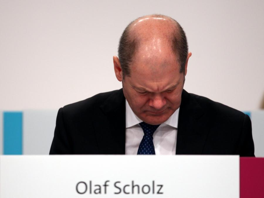 Massive Kritik an Rentenvorstoß von Finanzminister Scholz