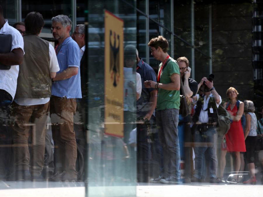 G20-Gipfel: Kritik an Schwarzer Liste mit Journalistennamen