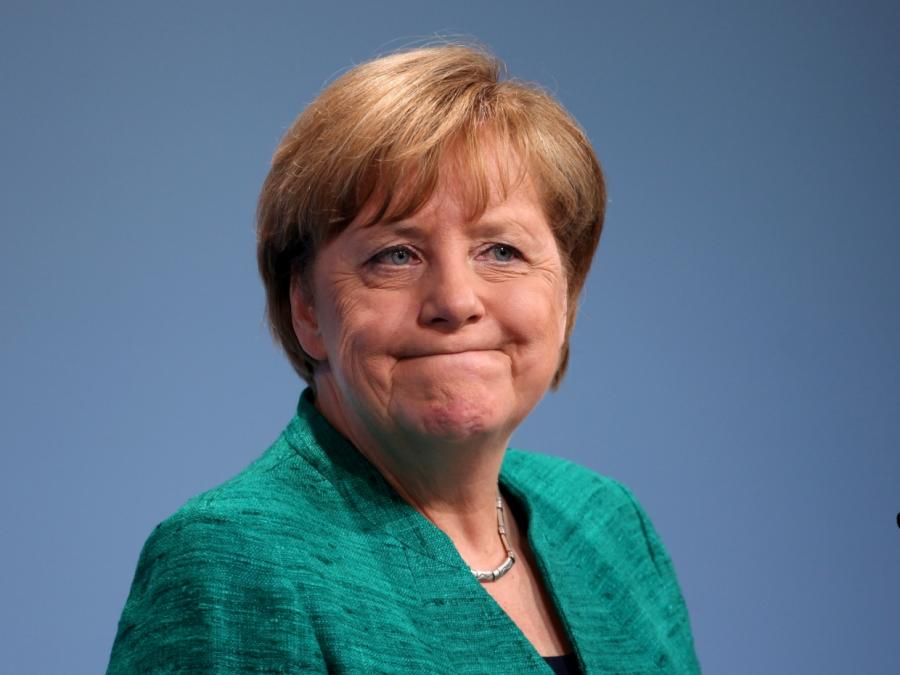 Merkel will auch ein Bürgerportal im Internet