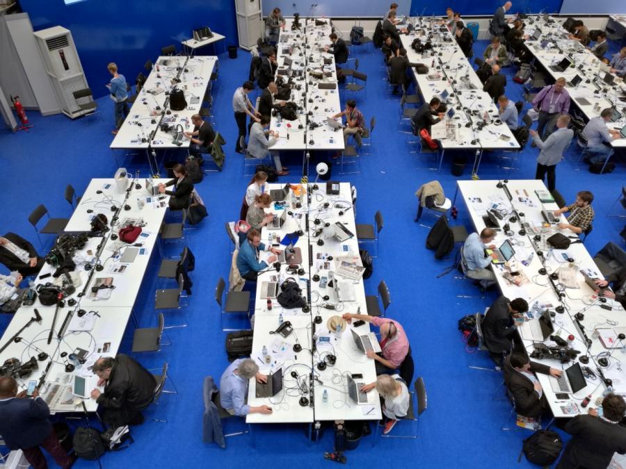Bericht: Entzug von G20-Akkreditierungen beruhte auf falschen Dateien